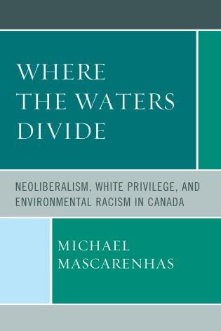 where the waters divide cover